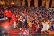 Almdudler Trachtenpärchenball - Rathaus - Fr 19.09.2014 - RUSSKAJA live on stage, Konzertfotos250