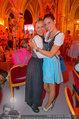 Almdudler Trachtenpärchenball - Rathaus - Fr 19.09.2014 - Elke LICHTENEGGER, Sylvia GRAF261