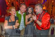 Almdudler Trachtenpärchenball - Rathaus - Fr 19.09.2014 - Conchita WURST, Georgij (RUSSKAJA), Gerhard SCHILLING, M. KLEIN319