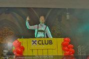 Almdudler Trachtenpärchenball - Rathaus - Fr 19.09.2014 - Oliver POCHER am DJ-Pult339