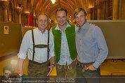 Almdudler Trachtenpärchenball - Rathaus - Fr 19.09.2014 - Toni SCHUTTI, Gerhard SCHILLING, Benjamin KARL57