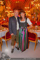 Almdudler Trachtenpärchenball - Rathaus - Fr 19.09.2014 - Claudia KRISTOVIC-BINDER mit Martin71