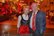 Almdudler Trachtenpärchenball - Rathaus - Fr 19.09.2014 - Michael und Barbara HÄUPL80