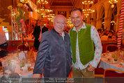 Almdudler Trachtenpärchenball - Rathaus - Fr 19.09.2014 - Michael HÄUPL, Gerhard SCHILLING85