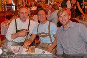 Almdudler Trachtenpärchenball - Rathaus - Fr 19.09.2014 - Toni SCHUTTI, Hans ENN, Benjamin KARL95