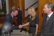 Empfang für Randy Newman - Residenz der US-Botschaft - Di 23.09.2014 - Alexa Lange WESNER, Hermann GMEINER-WAGNER12