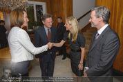 Empfang für Randy Newman - Residenz der US-Botschaft - Di 23.09.2014 - Alexa Lange WESNER, Hermann GMEINER-WAGNER13