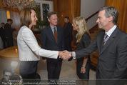 Empfang für Randy Newman - Residenz der US-Botschaft - Di 23.09.2014 - Alexa Lange WESNER, Hermann GMEINER-WAGNER14