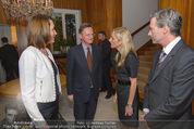 Empfang für Randy Newman - Residenz der US-Botschaft - Di 23.09.2014 - Alexa Lange WESNER, Hermann GMEINER-WAGNER15