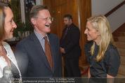 Empfang für Randy Newman - Residenz der US-Botschaft - Di 23.09.2014 - Alexa Lange WESNER, Hermann GMEINER-WAGNER16