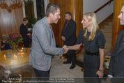 Empfang für Randy Newman - Residenz der US-Botschaft - Di 23.09.2014 - Alexa Lange WESNER, Daniel SERAFIN22