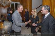 Empfang für Randy Newman - Residenz der US-Botschaft - Di 23.09.2014 - Alexa Lange WESNER, Daniel SERAFIN23