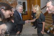 Empfang für Randy Newman - Residenz der US-Botschaft - Di 23.09.2014 - Alexa Lange WESNER, Randy NEWMANN26