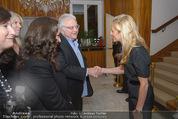 Empfang für Randy Newman - Residenz der US-Botschaft - Di 23.09.2014 - Alexa Lange WESNER, Randy NEWMANN27