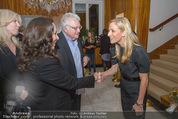 Empfang für Randy Newman - Residenz der US-Botschaft - Di 23.09.2014 - Alexa Lange WESNER, Randy NEWMANN28