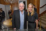 Empfang für Randy Newman - Residenz der US-Botschaft - Di 23.09.2014 - Alexa Lange WESNER, Randy NEWMANN29