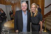 Empfang für Randy Newman - Residenz der US-Botschaft - Di 23.09.2014 - Alexa Lange WESNER, Randy NEWMANN30