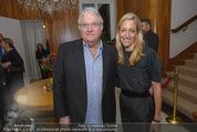 Empfang für Randy Newman - Residenz der US-Botschaft - Di 23.09.2014 - Alexa Lange WESNER, Randy NEWMANN31