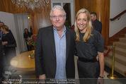 Empfang für Randy Newman - Residenz der US-Botschaft - Di 23.09.2014 - Alexa Lange WESNER, Randy NEWMANN32