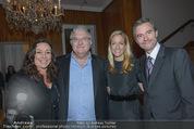 Empfang für Randy Newman - Residenz der US-Botschaft - Di 23.09.2014 - Alexa Lange und Blaine Fleming WESNER, Randy u Gretchen NEWMANN35