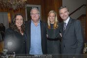 Empfang für Randy Newman - Residenz der US-Botschaft - Di 23.09.2014 - Alexa Lange und Blaine Fleming WESNER, Randy u Gretchen NEWMANN36