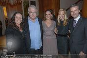 Empfang für Randy Newman - Residenz der US-Botschaft - Di 23.09.2014 - Alexa Lange und Blaine Fleming WESNER, Randy u Gretchen NEWMANN37