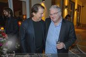 Empfang für Randy Newman - Residenz der US-Botschaft - Di 23.09.2014 - Randy NEWMAN mit Cousin David NEWMAN40