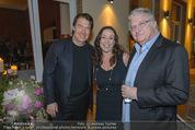 Empfang für Randy Newman - Residenz der US-Botschaft - Di 23.09.2014 - Randy, David und Gretchen NEWMAN44