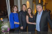 Empfang für Randy Newman - Residenz der US-Botschaft - Di 23.09.2014 - Randy, David, Krystina und Gretchen NEWMAN45