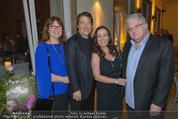 Empfang für Randy Newman - Residenz der US-Botschaft - Di 23.09.2014 - Randy, David, Krystina und Gretchen NEWMAN46