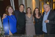 Empfang für Randy Newman - Residenz der US-Botschaft - Di 23.09.2014 - Randy, David, Krystina und Gretchen NEWMAN47