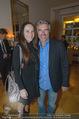 Empfang für Randy Newman - Residenz der US-Botschaft - Di 23.09.2014 - Andy BAUM mit Begleitung Viktoria5