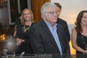 Empfang für Randy Newman - Residenz der US-Botschaft - Di 23.09.2014 - Randy NEWMAN67