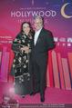 Hollywood in Vienna - Konzerthaus - Do 25.09.2014 - Adi HIRSCHAL mit Ehefrau Ela18