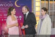 Hollywood in Vienna - Konzerthaus - Do 25.09.2014 - Sandra TOMEK, Karl MARKOVITS mit Frau Stephanie TAUSSIG25