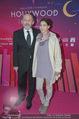 Hollywood in Vienna - Konzerthaus - Do 25.09.2014 - Karl MARKOVITS mit Frau Stephanie TAUSSIG29