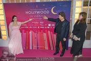 Hollywood in Vienna - Konzerthaus - Do 25.09.2014 - David NEWMAN mit Ehefrau Krystina, Sandra TOMEK36