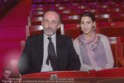 Hollywood in Vienna - Konzerthaus - Do 25.09.2014 - Karl MARKOVITS mit Frau Stephanie TAUSSIG87