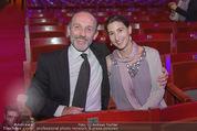 Hollywood in Vienna - Konzerthaus - Do 25.09.2014 - Karl MARKOVITS mit Frau Stephanie TAUSSIG88