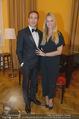 Hollywood in Vienna - Konzerthaus - Do 25.09.2014 - Gedeon BURKHARD mit Freundin Annika91