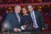 Hollywood in Vienna - Konzerthaus - Do 25.09.2014 - Familie Rudolf Purzel und Inge KLINGOHR mit Sohn Niki97