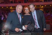 Hollywood in Vienna - Konzerthaus - Do 25.09.2014 - Familie Rudolf Purzel und Inge KLINGOHR mit Sohn Niki98