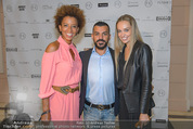 Fashion Entree - Albertina - Do 25.09.2014 - Arabella KIESBAUER, NAZAR, Liliana KLEIN1