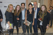 Fashion Entree - Albertina - Do 25.09.2014 - Doris u. Gabor ROSE m. Kindern Jennifer, Daniel (Sophie), Olivia11