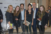 Fashion Entree - Albertina - Do 25.09.2014 - Doris u. Gabor ROSE m. Kindern Jennifer, Daniel (Sophie), Olivia12