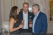 Fashion Entree - Albertina - Do 25.09.2014 - Arthur WORSEG, Kristina HASELBAUER, Stefan G�RNER16