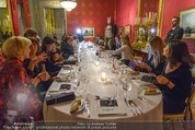 Fashion Entree - Albertina - Do 25.09.2014 - Tische, Dinner, Abendessen2
