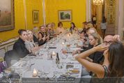 Fashion Entree - Albertina - Do 25.09.2014 - Tische, Dinner, Abendessen22