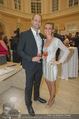 Fashion Entree - Albertina - Do 25.09.2014 - Andrea EIGNER mit Freund Stefan G�?RNER3