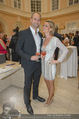 Fashion Entree - Albertina - Do 25.09.2014 - Andrea EIGNER mit Freund Stefan G�?RNER4